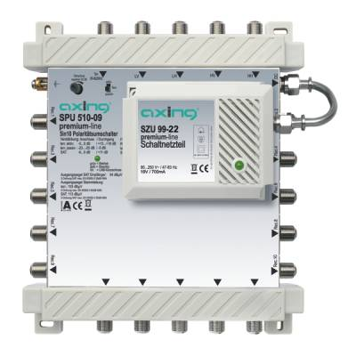 Multiswitch 5/10 SPU 510-09